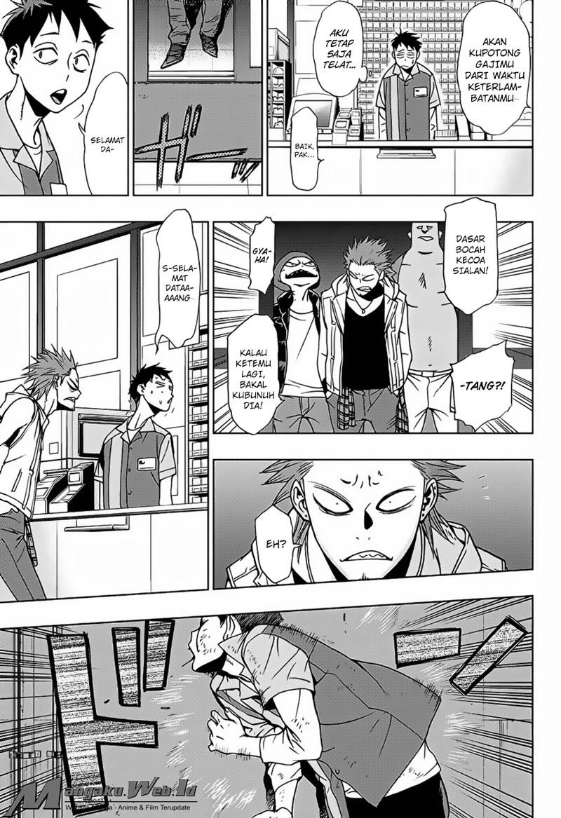 Vigilante – Boku no Hero Academia Illegal Chapter 01-15