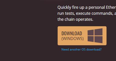 ethereum blockchain download