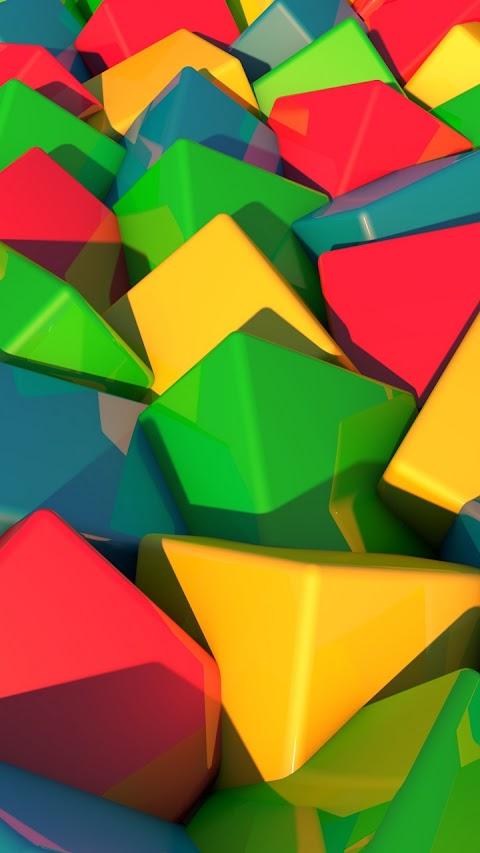 Khối vuông đa sắc