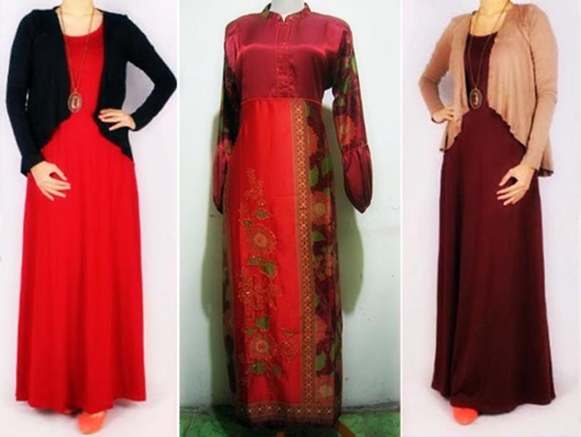 Memilih Model Baju Muslim Terbaru Untuk Wanita Gemuk Aria