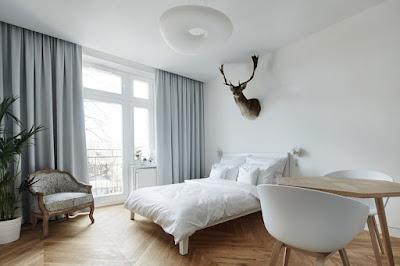 Trick Membuat Interior Apartemen Studio Tampak Lebih Luas