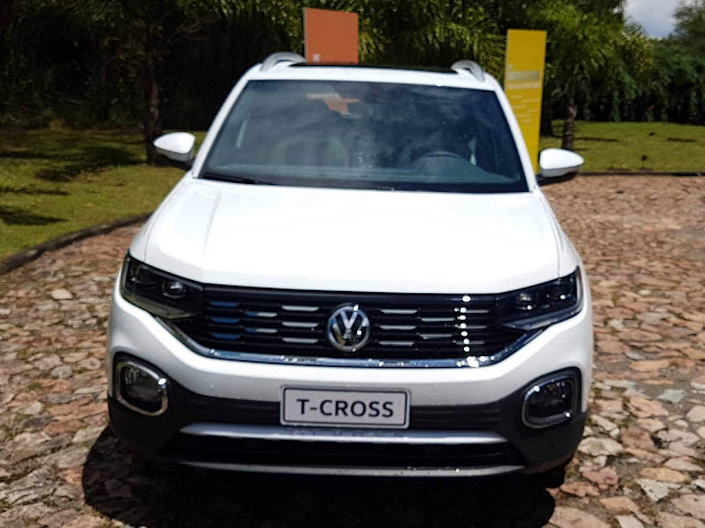 VW T-Cross Highline 250 TSI Automático