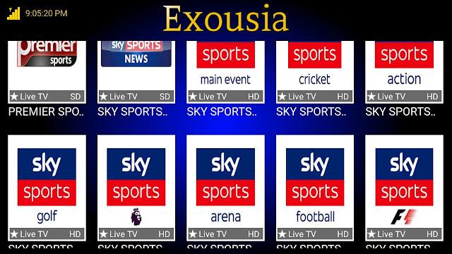 Exousia TV  Exousia TV APK  Exousia APK  تحميل برنامج Exousia  تحميل تطبيق Exousia TV  تحميل برنامج مشاهدة القنوات الاوربية المشفرة