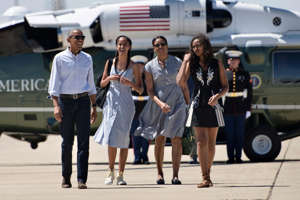 Barack Obama praises his daughters' take on 'cancel culture': They 'do not expect everybody to be ultimate'