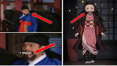 Korea Selatan Menuduh Anime Kimetsu no Yaiba Melakukan Plagiarisme Karakter