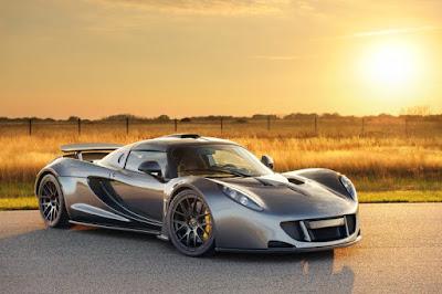 Les voitures les plus rapides du monde - Hennessey Venom GT (270 Mph)