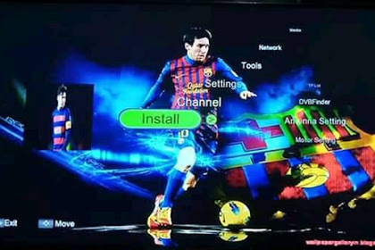 Software Getmecom HD 009 super Plus - Lionel Messi