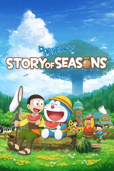 โหลดเกมส์ DORAEMON STORY OF SEASONS (ภาษาไทย) | เกมส์ปลูกผักทำฟาร์ม [Pc]