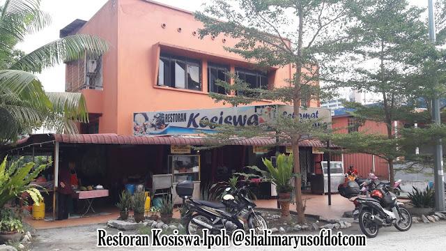 Tempat Sarapan Best Di Ipoh - Restoran Kosiswa Riverside Ipoh, Perak