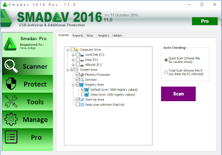 Download Smadav Pro 11.0 Final Terbaru 2016 Gratis