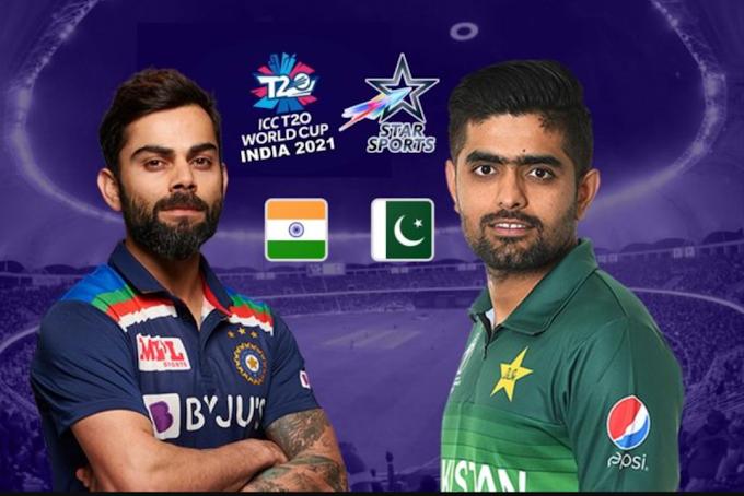 India vs pak match - Dubai cricket stadium record.