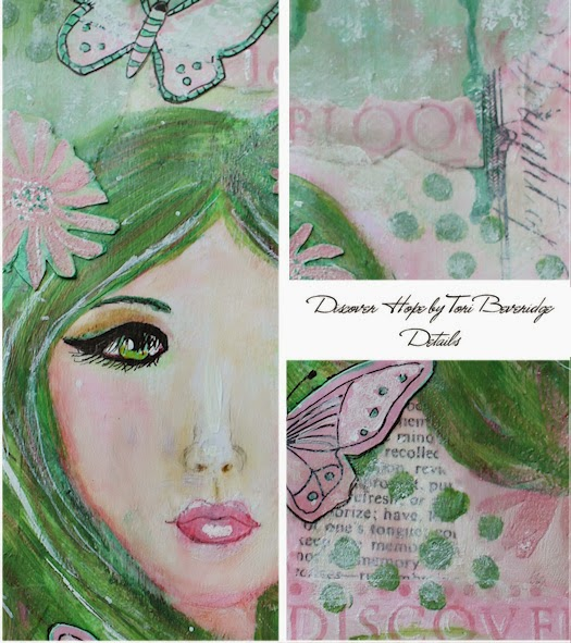 Discover Hope by Tori Beveridge - Details