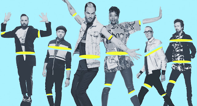 Fitz & The Tantrums presentará canciones de su disco 'All The Feels' en concierto 'Irrepetible'