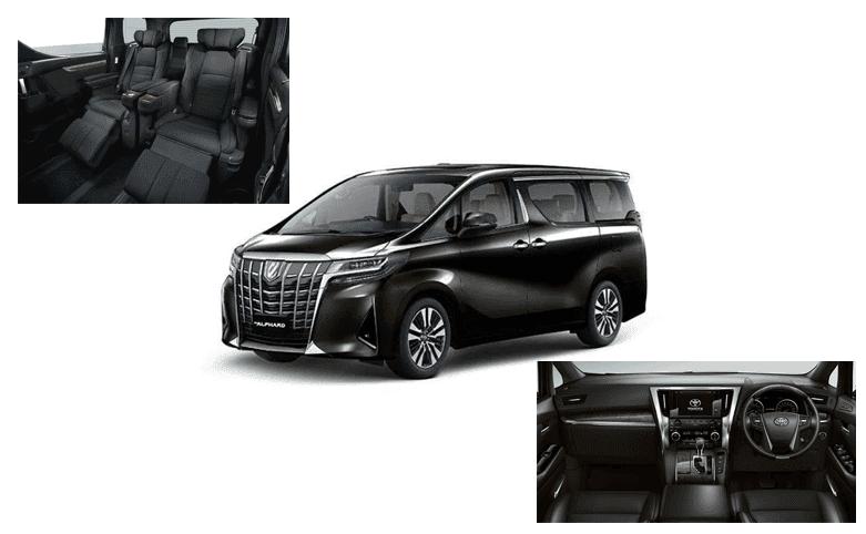 Fitur Toyota Alphard 3.5 Q A/T, Diselimuti Kecanggihan dan Kemawahan, Simak Ulasan Berikut!
