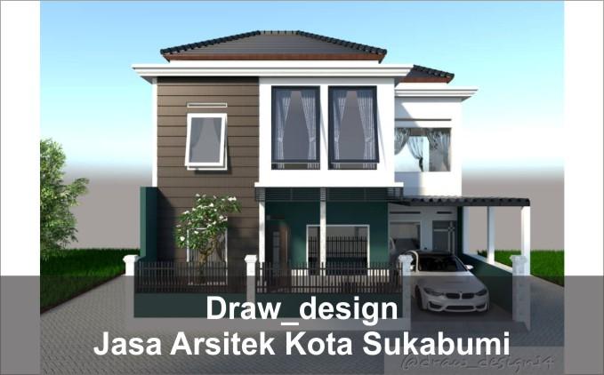 draw design jasa arsitek kota sukabumi