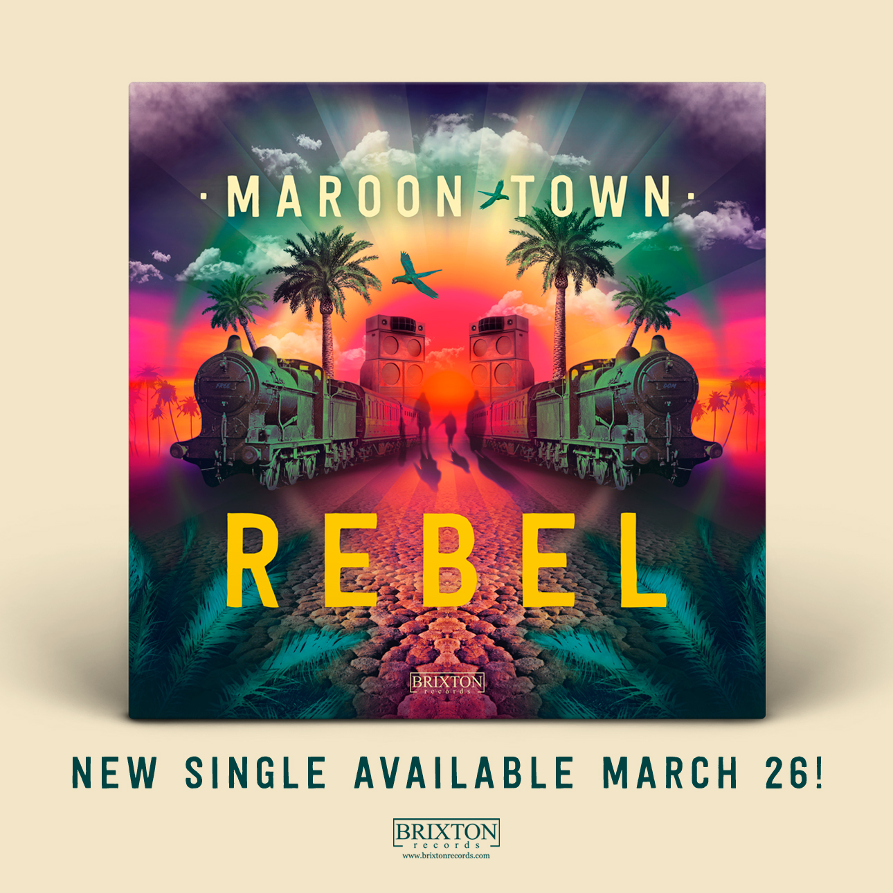 maroon town asian singles Maroon town's first single released on their own label - 'township records' a cover of cannonball adderley's jive samba but.