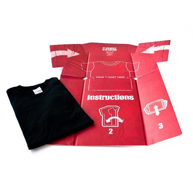 plieur t-shirt
