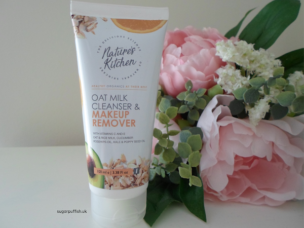 Review for Love Lula - Nature's Kitchen Oat Milk Cleanser & Makeup Remover