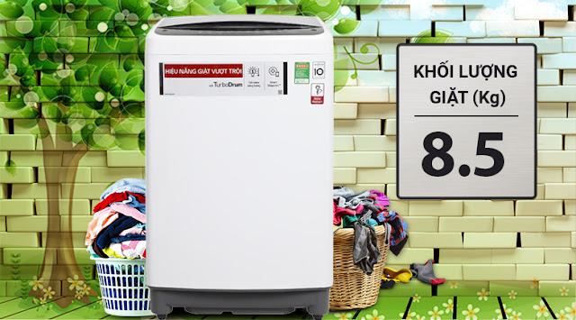 Máy giặt LG T2185VS2W