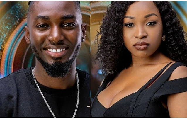 BBNaija: Jaypaul And Jackie B Have Been Evicted
