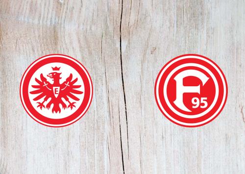 Eintracht Frankfurt vs Fortuna Düsseldorf -Highlights 1 September 2019