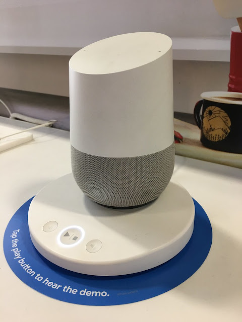 Hi, Alexa. Hello, Google: Getting your keen speaker going - RictasBlog
