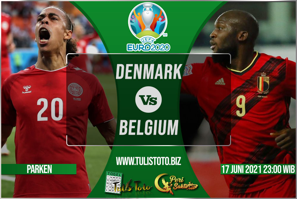 Prediksi Denmark vs Belgium 17 Juni 2021