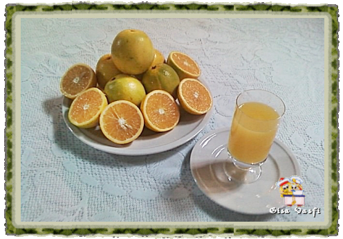 Calda de laranja 1