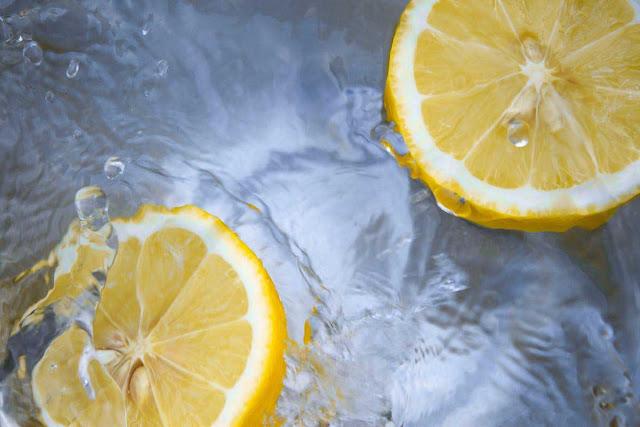 C'est ce qui se passe lorsque vous congelez des citrons
