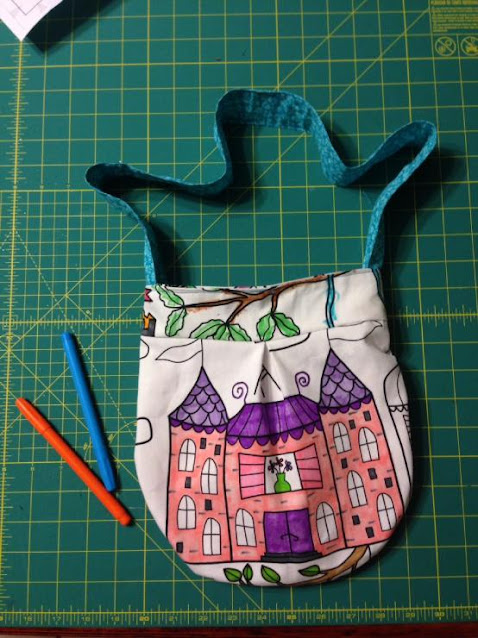 how to sew a purse for beginners