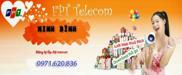 Lắp Mạng Internet FPT Huyện Gia Viễn