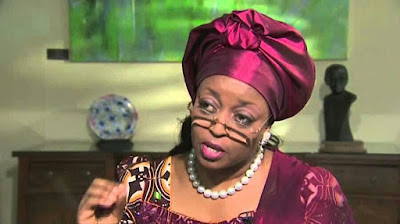 $1.6bn fraud: Court grants Diezani's prayer, strikes out fraud charge against her