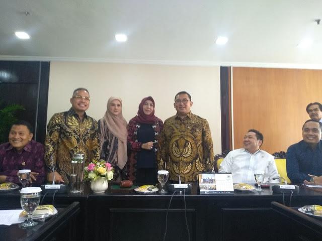 Fadli Zon Jadi Ketua BKSAP DPR, Mulan Jameela-Guruh Anggotanya