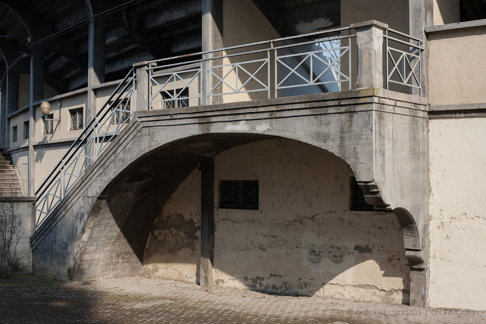 motovelodromo torino architettura