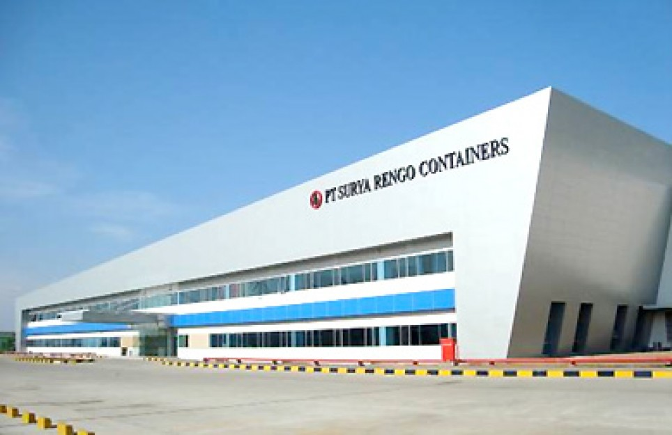 Lowongan Kerja PT Surya Rengo Containers