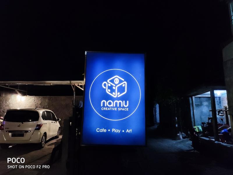 Namu Coffee & Eatery, Kafe Cozy dengan Menu Korean Specialities