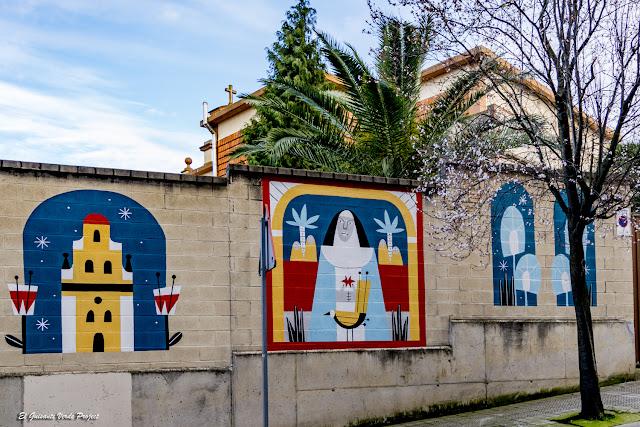 Convento Concepción, pájaro por Ruth Juan - Bilbao, por El Guisante Verde Project