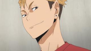 Hellominju.com : ハイキュー!! アニメ 条善寺高校バレー部 キャプテン 照島遊児 | Terushima Yūji | Haikyū!! Captains PROFILE  | Hello Anime !