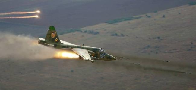 Атака Су-25