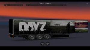 DAYZ skin Profiliner trailer