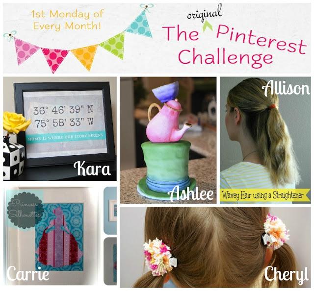 March Pinterest Challenge