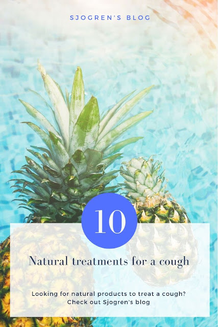10 natural treatments for a cough