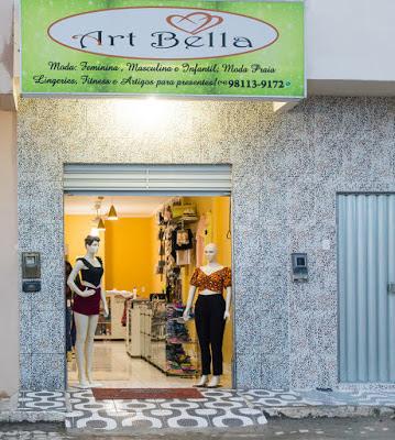Fotografia da loja feita pelo fotógrafo Romilson Almeida