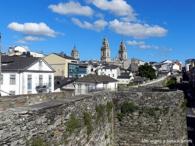 Qué ver en Lugo, la ciudad de raíces romanas