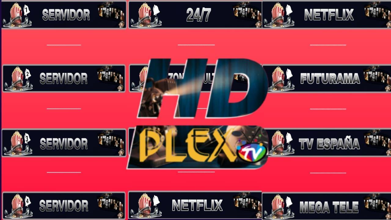 حتما ستشاهد كل القنوات اللاتينية المرغوبة بالمجان/plex-tv