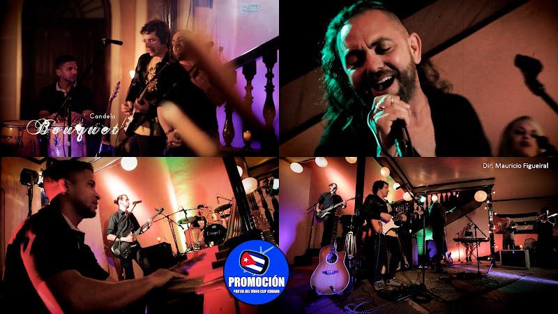 Bouquet and friends - ¨Candela¨ - Videoclip - Director: Mauricio Figueiral. Portal Del Vídeo Clip Cubano. Música cubana. Rock. Cuba.