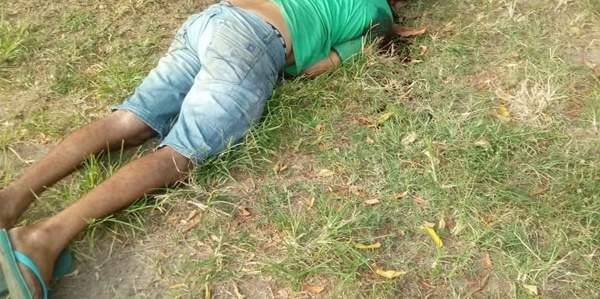 Homem é alvejado e morto em Beberibe durante a manhã