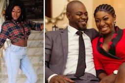 Actress Yvonne Jegede Packs Out Of Her Matrimonial Home As Crisis Hits Her Marriage