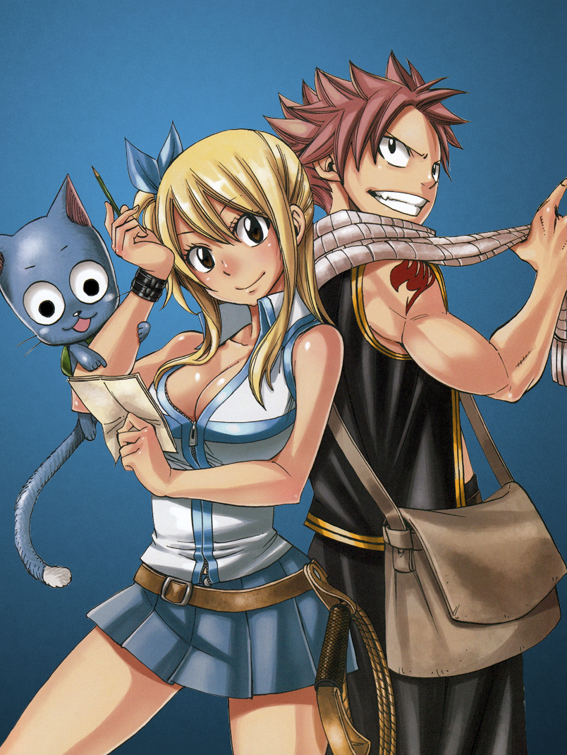 Natsu wallpaper hd for android - Fairy wallpaper for android ...