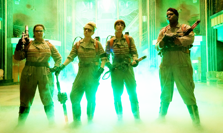 feminist Ghostbusters movie blog